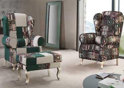 Ležajevi Fotelje